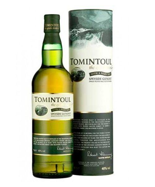 Tomintoul Peaty Tang Single Malt Scotch Whisky