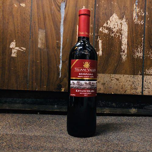 Khvanchkara Teliani Valley Georgian Wine