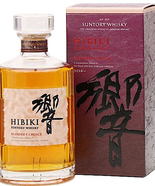 Hibiki Blender's Choice Suntory Japanese Whisky