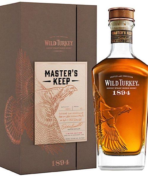 Wild Turkey Master's Keep Bourbon Whiskey