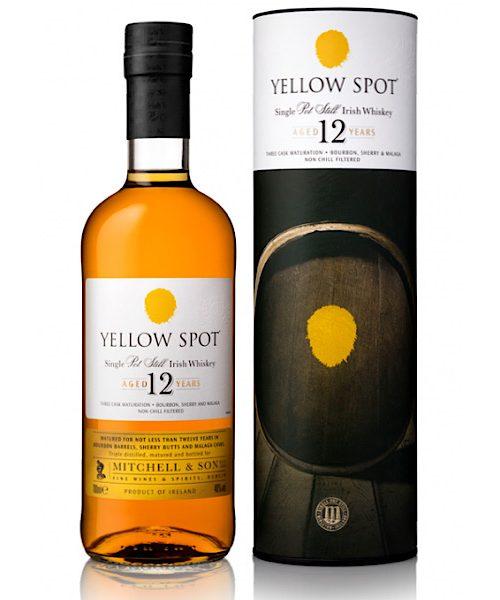 Yellow Spot Single Pot Still Irish Whiskey