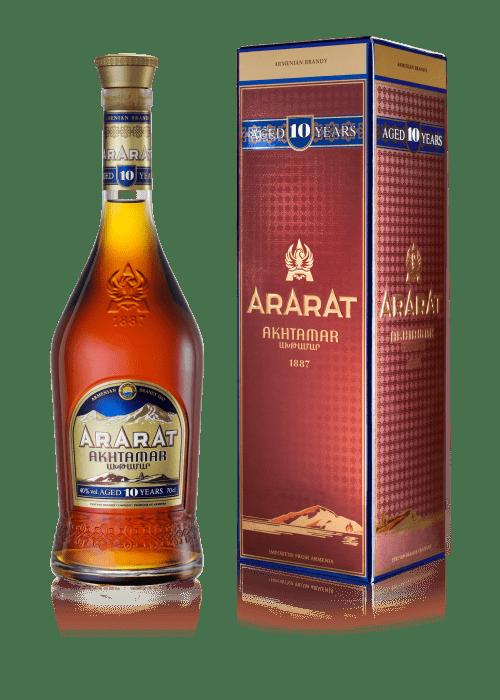 Ararat Akhtamar Armenian Brandy