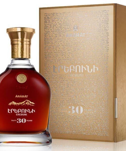Ararat Erebuni Armenian Brandy 30