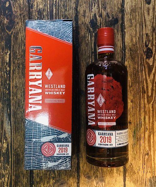 Westland Garryana American Single Malt Whiskey