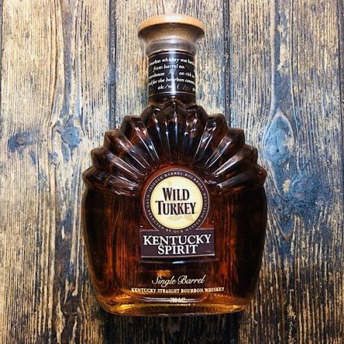 Wild Turkey Kentucky Spirit Single Barrel Bourbon