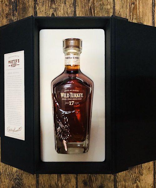 Wild Turkey Masters Keep Bourbon Whiskey