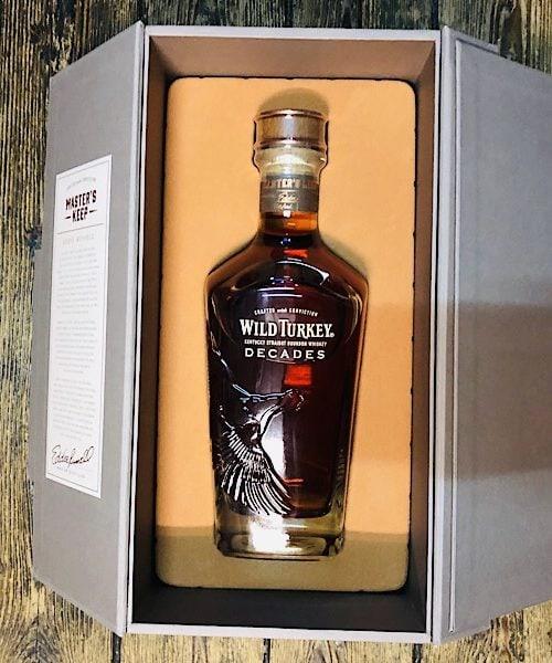 Wild Turkey Master's Keep Decades Bourbon