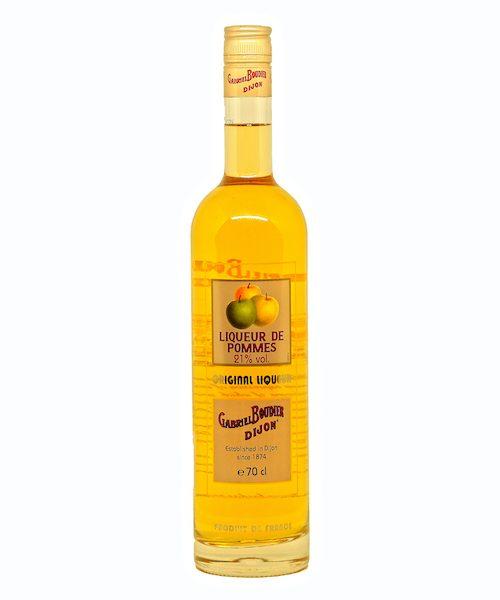 Gabriel Boudier Dijon Liqueur De Pommes