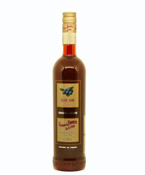Gabriel Boudier Dijon Sloe Gin