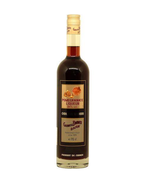 Gabriel Boudier Dijon pomegranate Liqueur