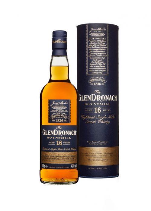 Glendronach Boynsmill Single Malt Scotch Whisky