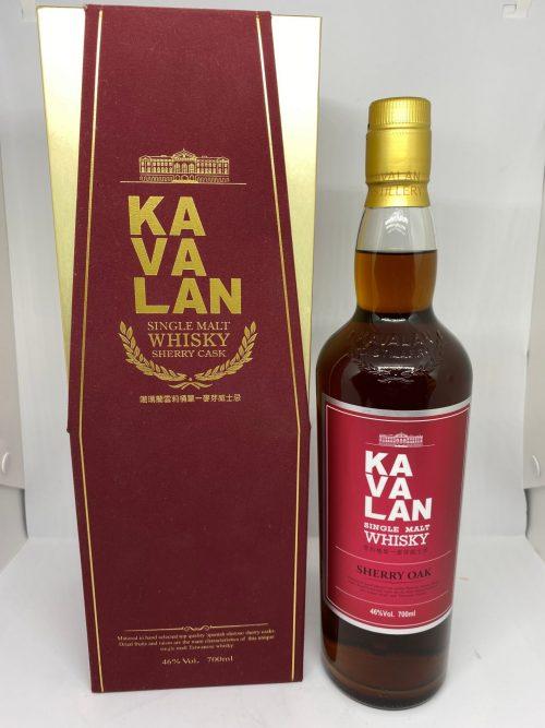 Kavalan Sherry Cask Single Malt Taiwanese Whisky