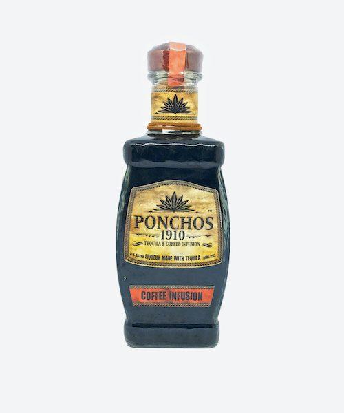 Ponchos Coffee infusion