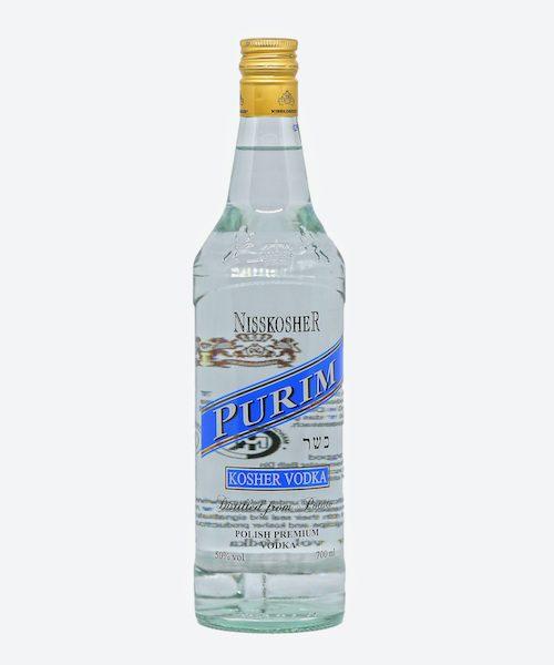 Purim Kosher Vodka