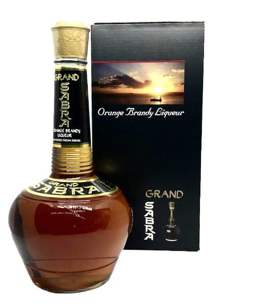 Sabra Orange Brandy Liqueur