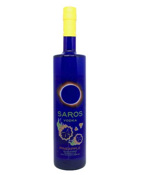 Saros Pineapple Vodka