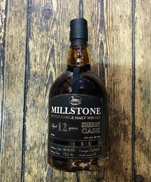 Zuidam Distillers Millstone Sherry Cask