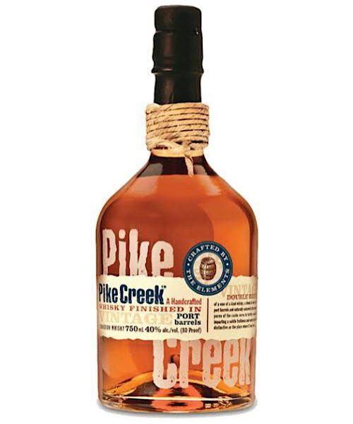 J.P. Wiser's Pike Creek Whisky