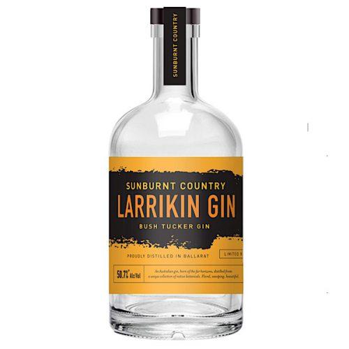 Larrikin SUNBURNT COUNTRY – BUSH TUCKER GIN