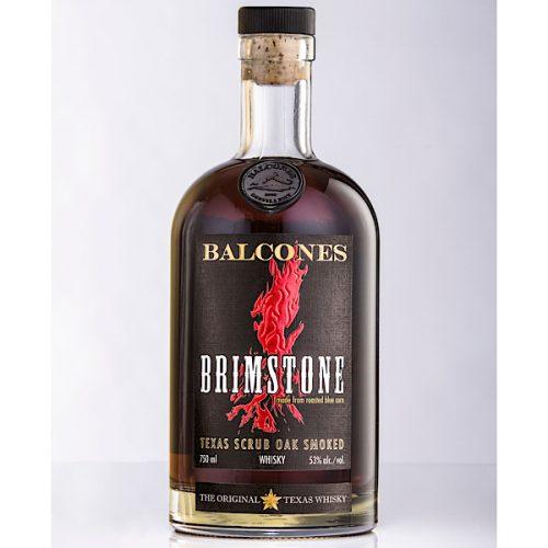 Balcones Brimstone Texas Scrub Oak Smoked Whisky