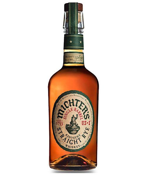 Michter's Single Barrel Straight Rye Whiskey