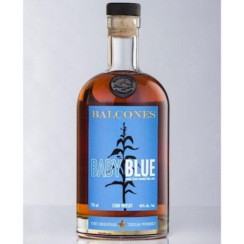 Balcones Baby Blue Corn Whisky