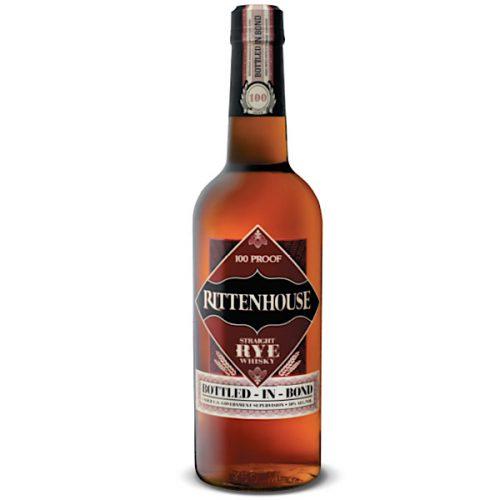 Rittenhouse 100 Proof Straight Rye Whiskey