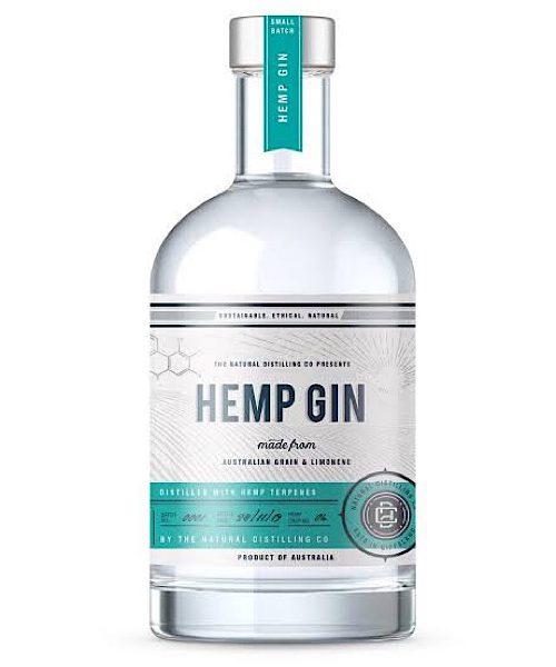 Hemp Gin