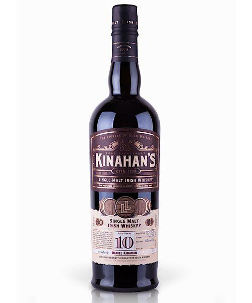 Kinahans 10 Year Old Single Malt Irish Whiskey