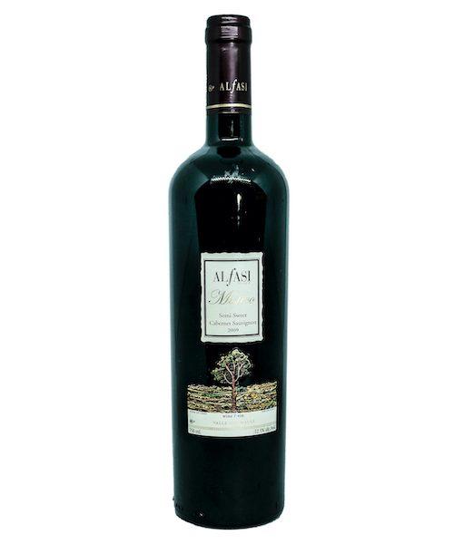 Alfasi Mistico Semi Sweet Cabernet Sauvignon