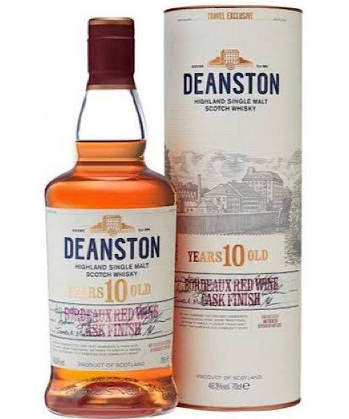Deanston French Bordeaux Wine Cask 10