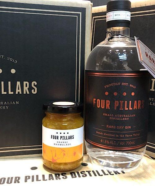 Four Pillars Rare Dry Gin & Orange Marmalade