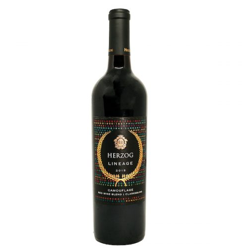 Herzog Lineage Camouflage Red Wine