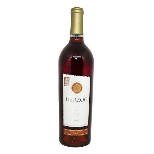 Herzog Zin Gris Rose Table Wine