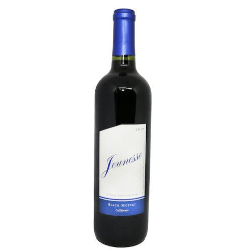Jeunesse Black Muscat Semi Sweet Wine