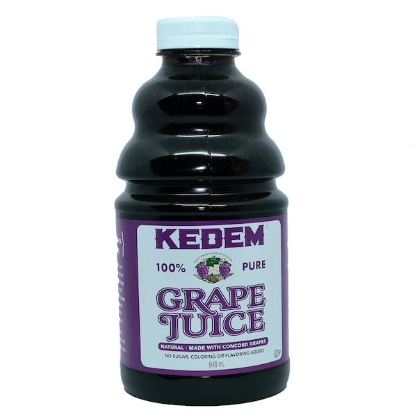 Kedem Red Grape Juice
