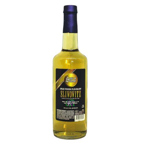 Spirit Of Solomon Slovovitz Plum Brandy