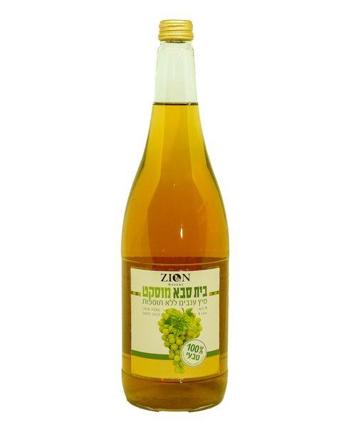 Zion White Grape Juice