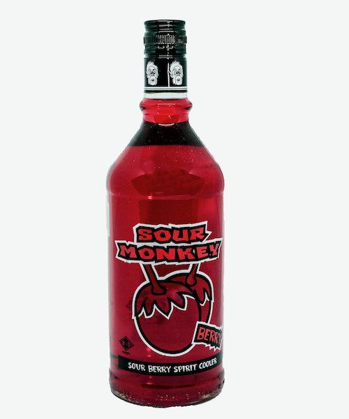 Sour Monkey Berry Spirit