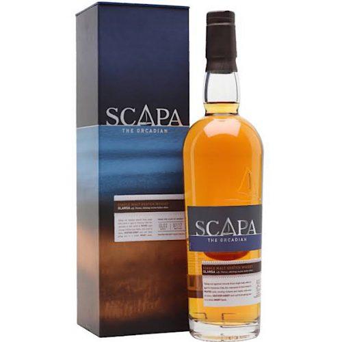 Scapa The Glansa Single Malt Scotch Whisky