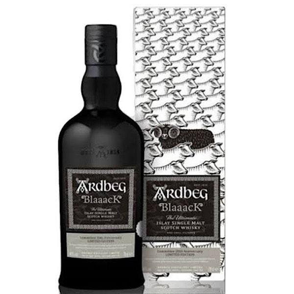 Ardbeg Blaaack Single Malt Scotch Whisky