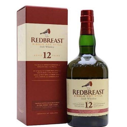 Redbreast Single Pot Still Irish Whiskey