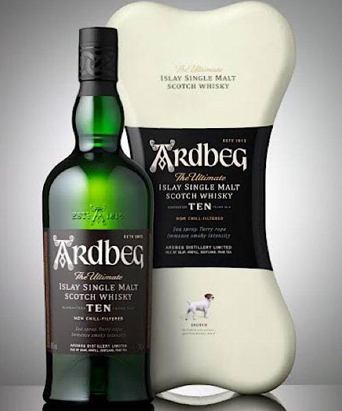 Ardbeg Scotch Whisky 10