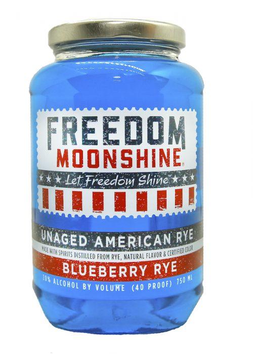 Freedom Moonshine Blueberry Rye