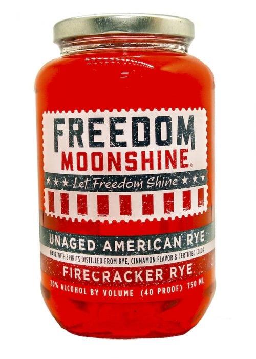 Freedom Moonshine Firecracker Rye