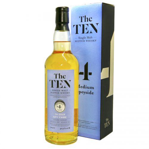 The Ten 4 Medium Speyside