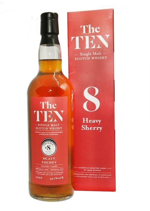 The Ten 8 Heavy Sherry