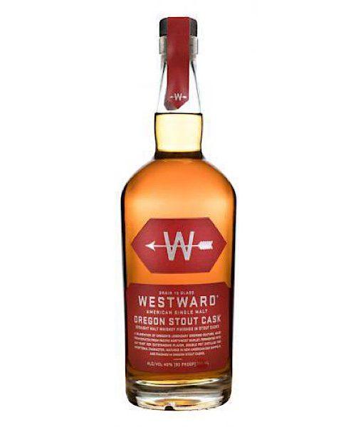 Westward Oregon Stout Cask Whiskey