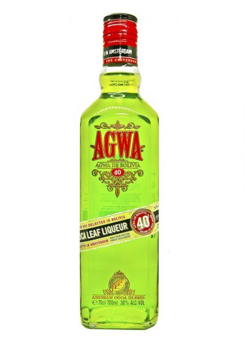 Agwa de Bolivia Agwa Herbal Liqueur