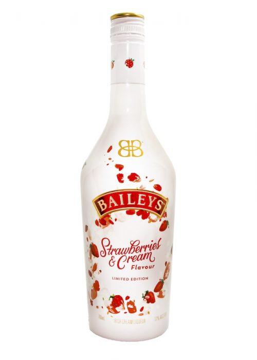 Baileys Strawberries and Cream Liqueur